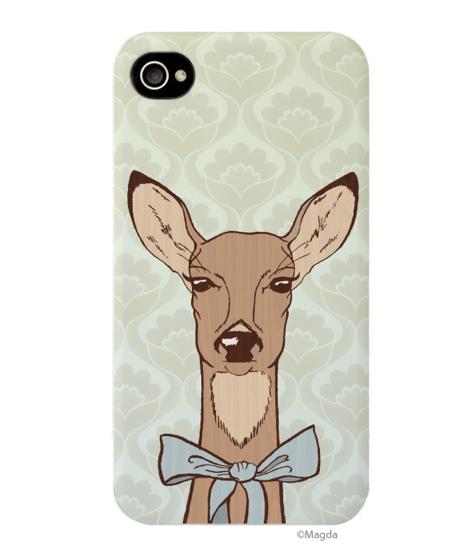 2_Oh Deer iPhone